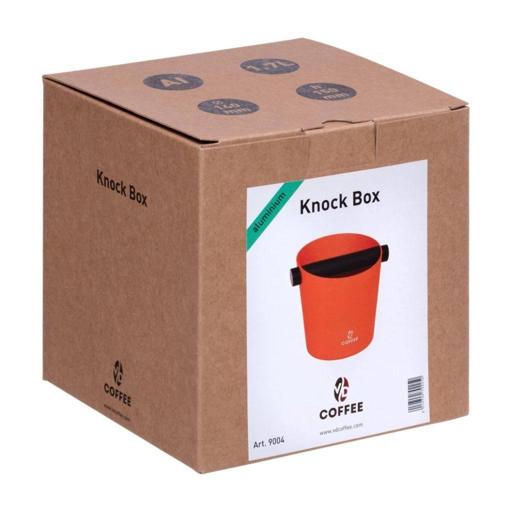 Где лучше купить нок-бокс для кофе? от эксперта