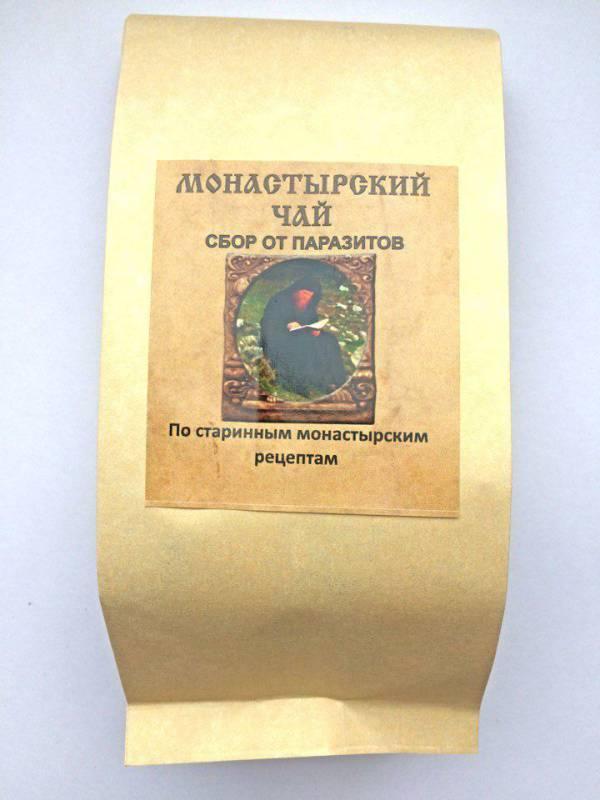 Антипаразитарный чай в аптеках