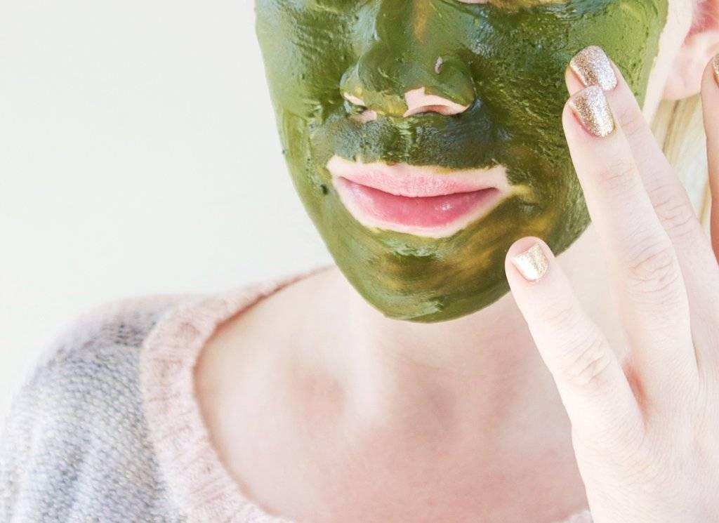 Зеленый чай для кожи лица: как приготовить маски на его основе?