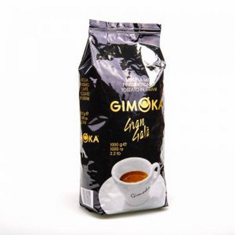 Кофе gimoka, описание и ассортимент итальянского напитка гимока