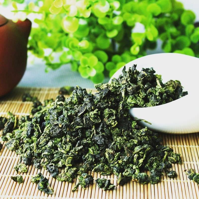 Зеленый чай молочный улун: польза и вред