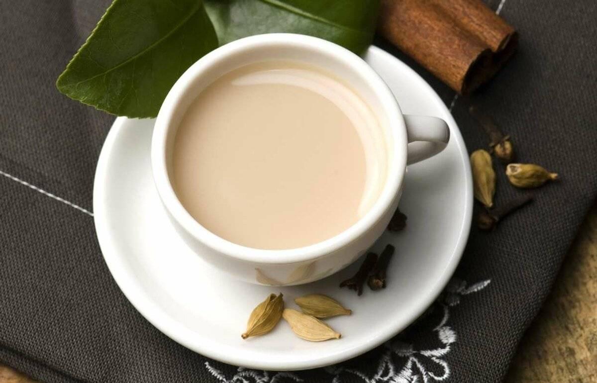 Чай с молоком: польза и вред, калорийность, рецепт для похудения