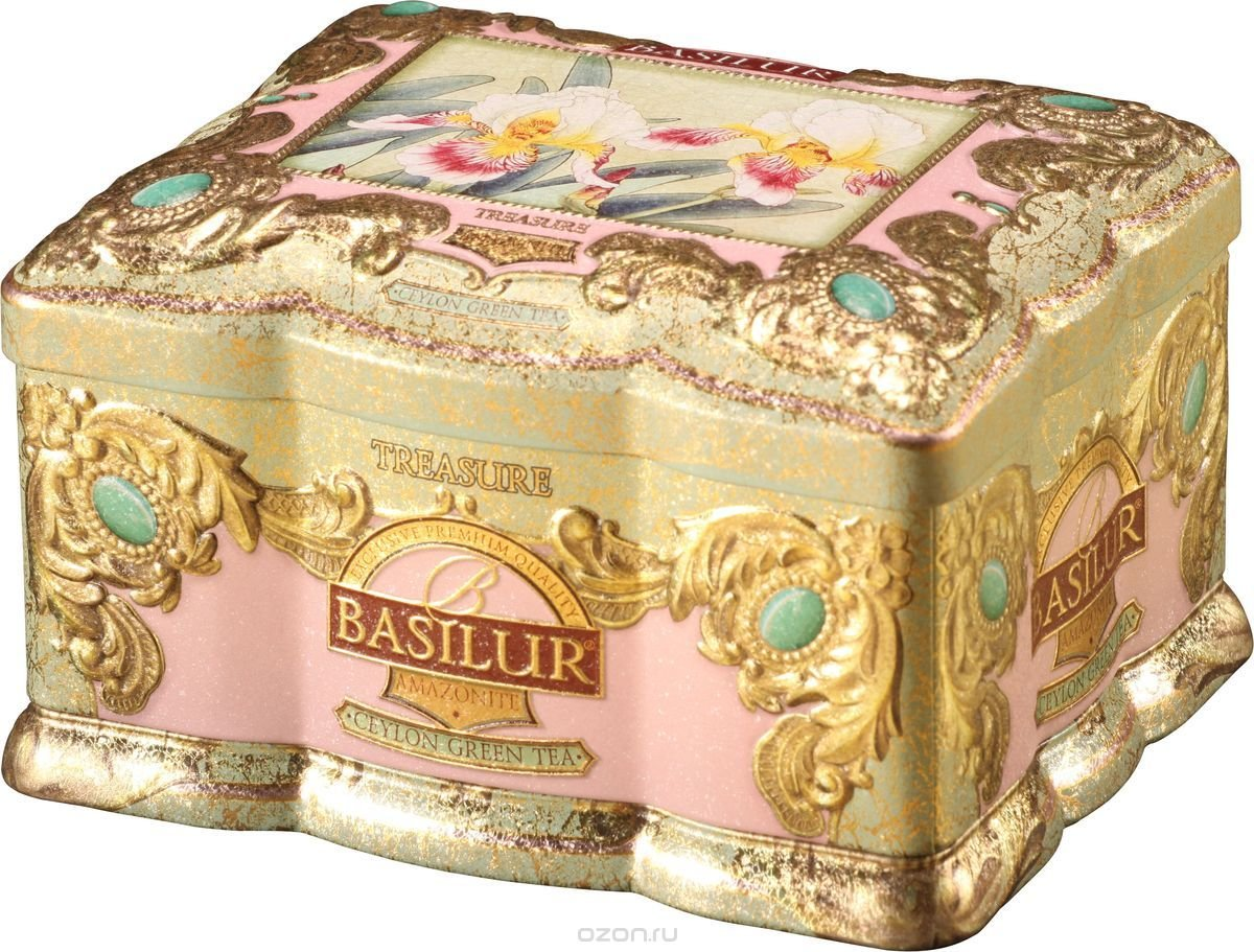 Особенности чая базилур