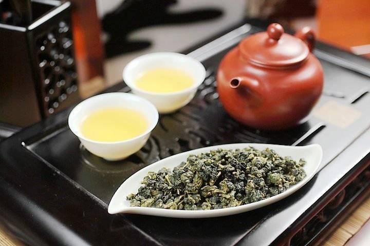 Лечебные свойства зеленого чая молочный улун, его польза и вред для здоровья