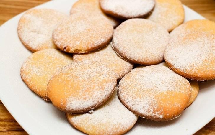 Песочное печенье — 10 простых и вкусных рецептов в домашних условиях