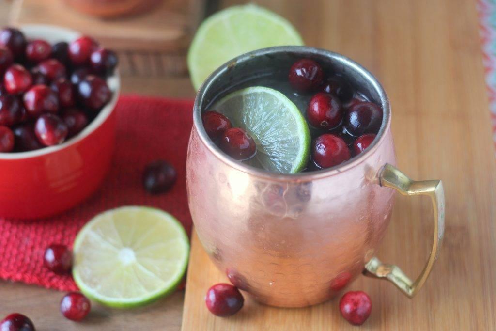 Чай с клюквой – полезные свойства, рецепты приготовления