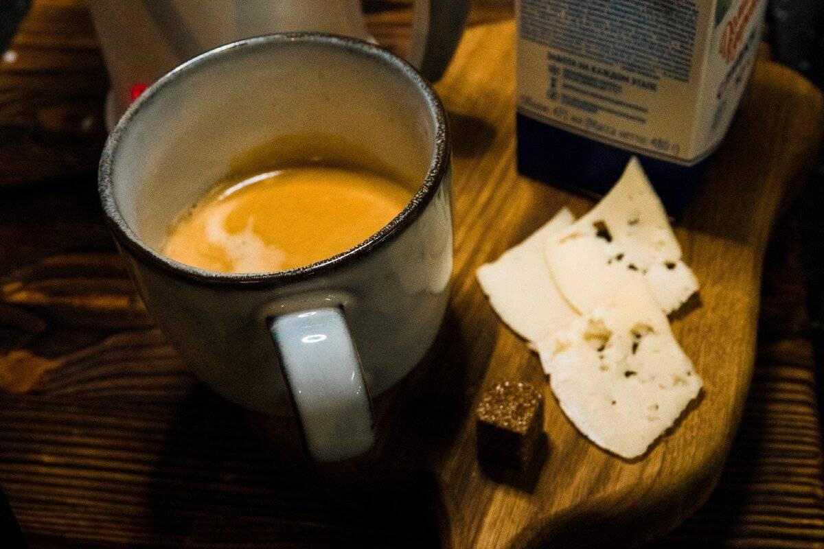 Можно ли есть кофейные зерна