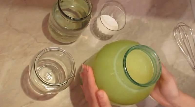 Ферментный квас болотова: лечебный напиток от болезней, рецепты   spacream.ru