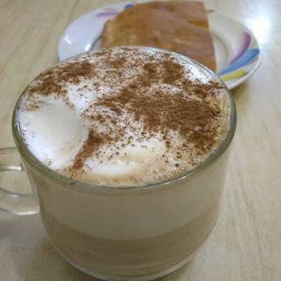 Капучино без кофемашины: готовим вкуснейший напиток дома