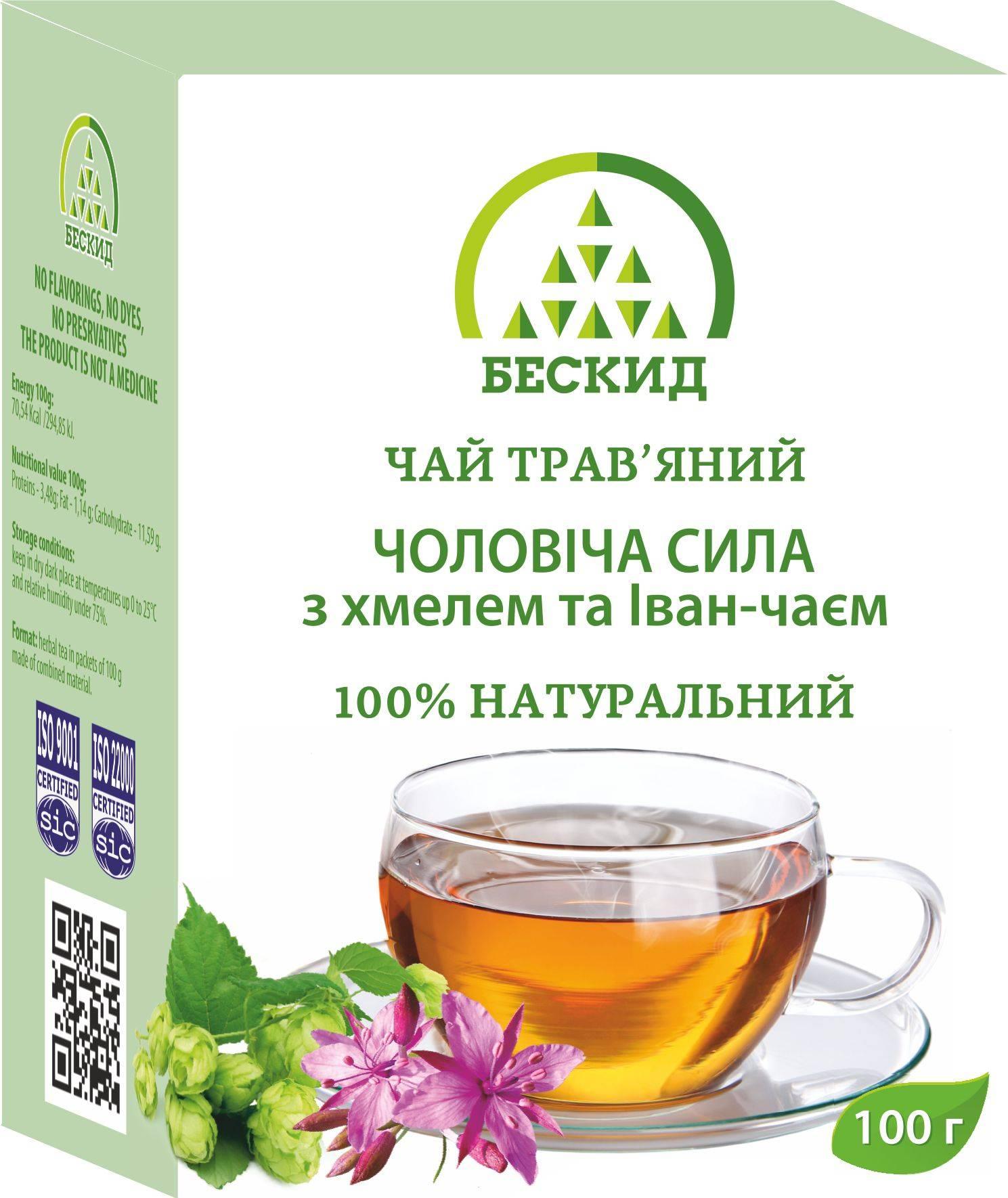Как приготовить иван-чай для повышения потенции