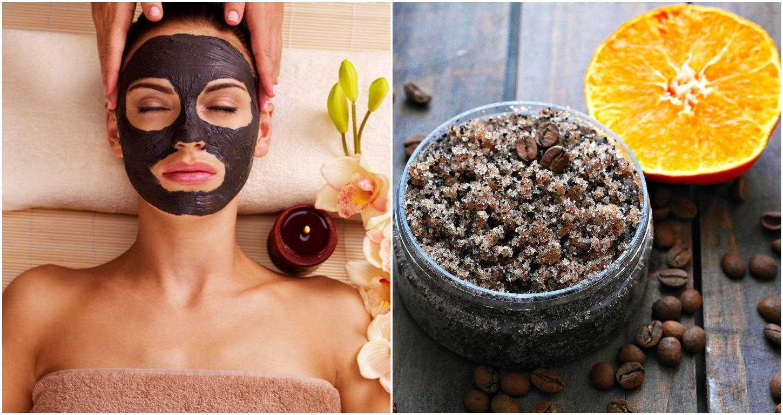 Маска для волос из кофейной гущи и жмыха в домашних условиях, применение в косметологии