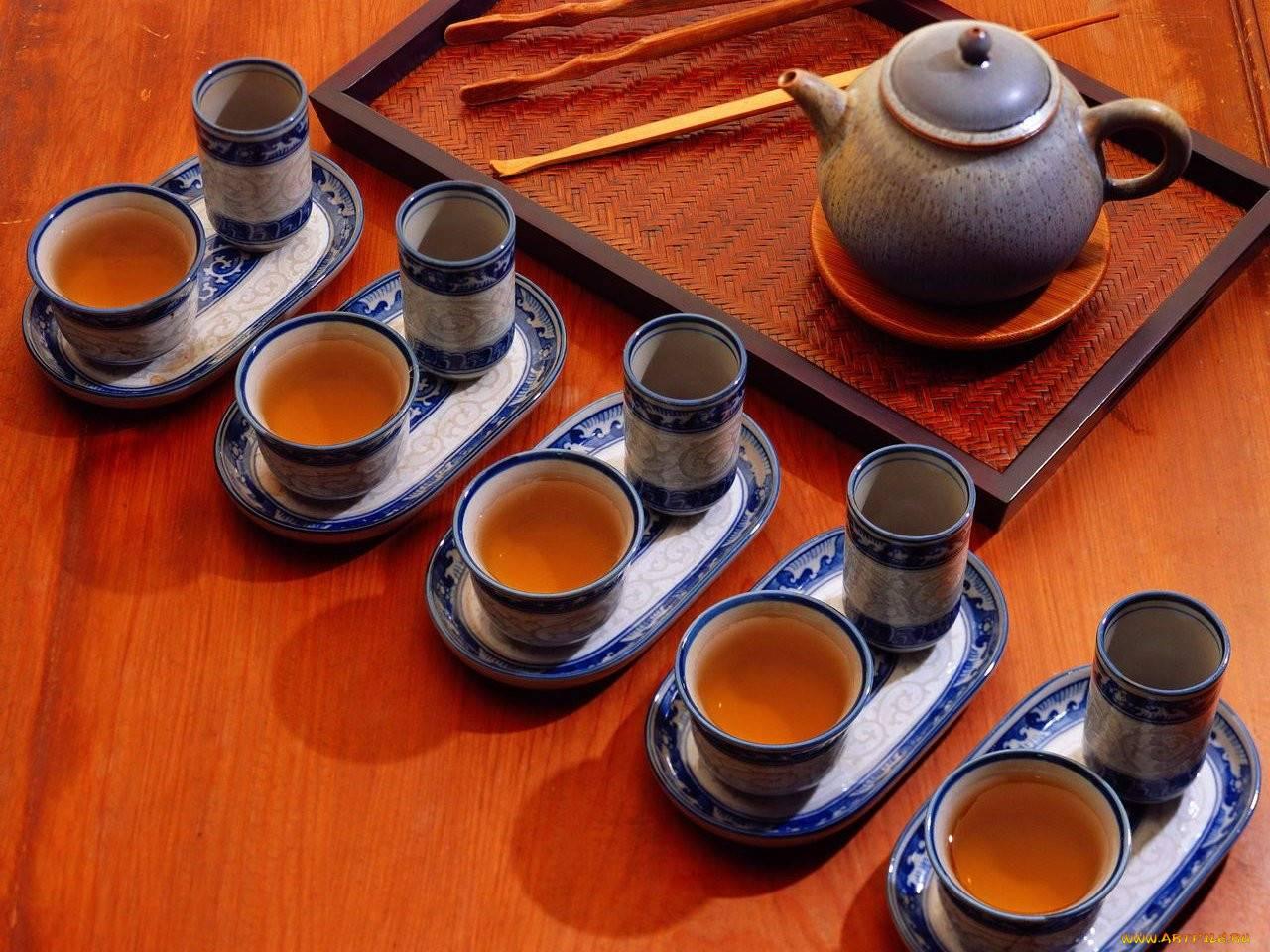 Чайная церемония в китае: выбор посуды и традиции