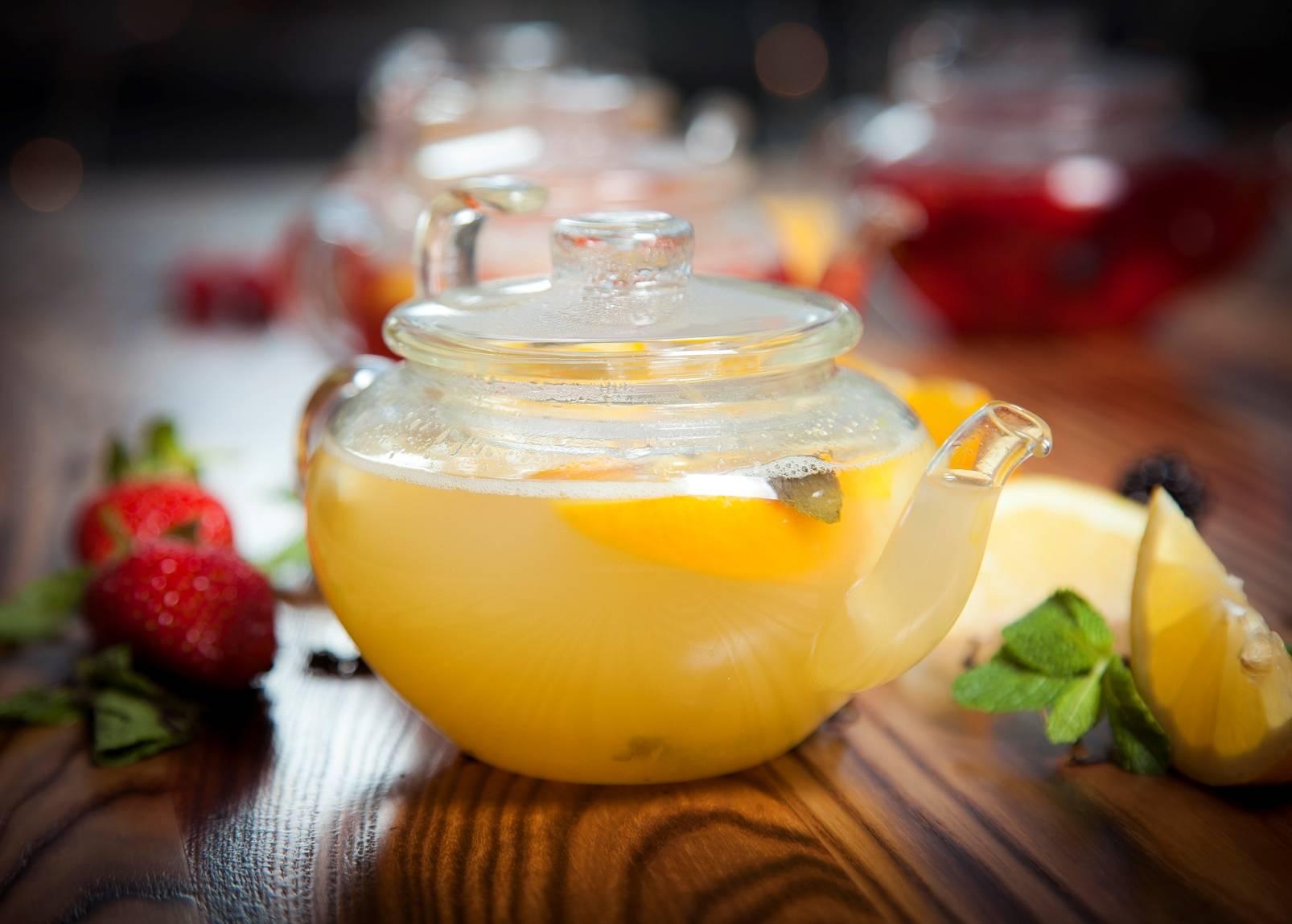 Рецепты приготовления имбирного чая. как заварить чай с имбирем