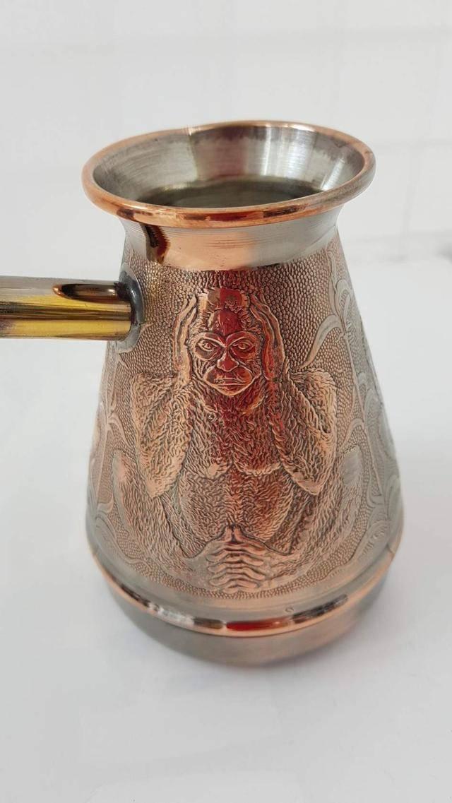 Турка медная jezva coffee 110 мл — цена, купить в москве