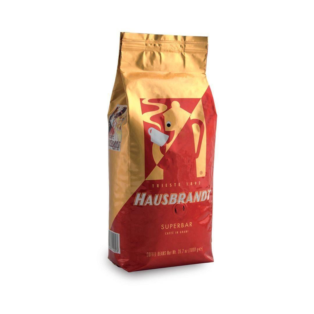 Кофе hausbrandt в зернах: отзывы