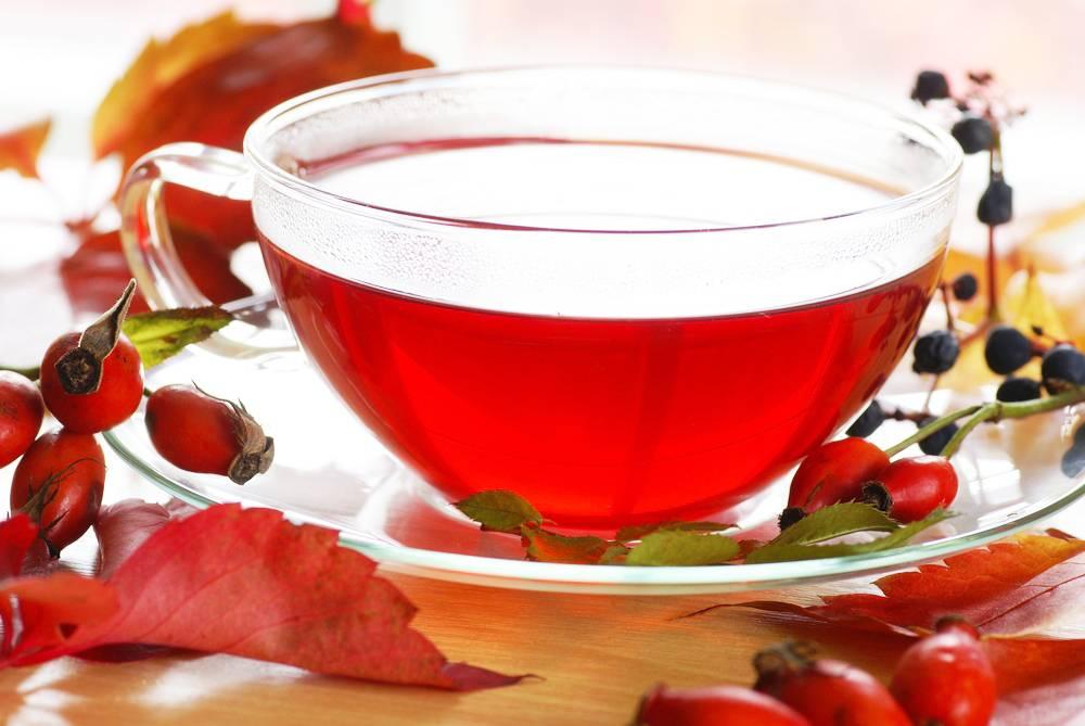 Чай из боярышника польза и вред