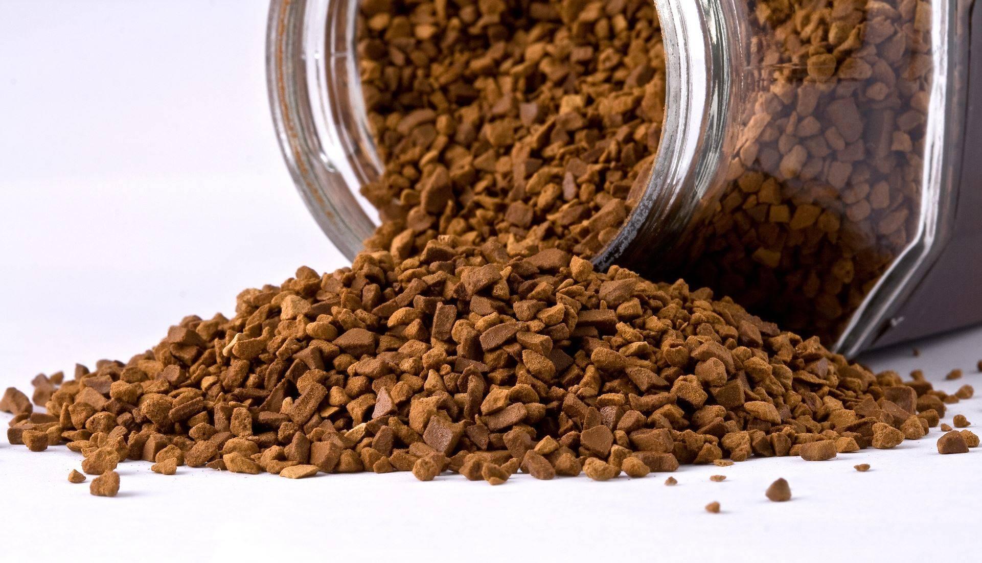 Сублимированный кофе — что это значит