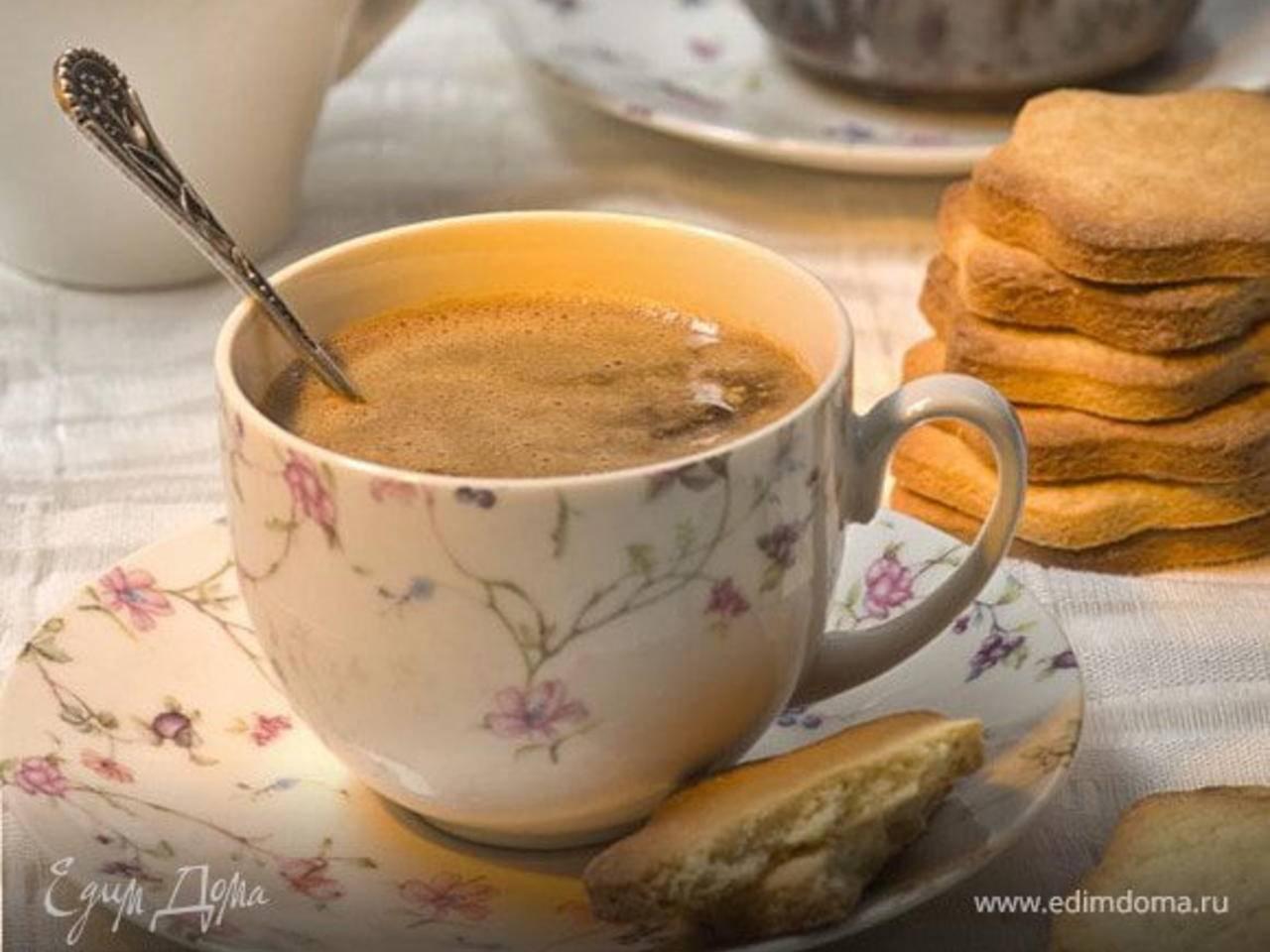 Я часто готовлю себе вкусный молотый кофе со вкусом ванили и миндаля: он необычный и очень ароматный