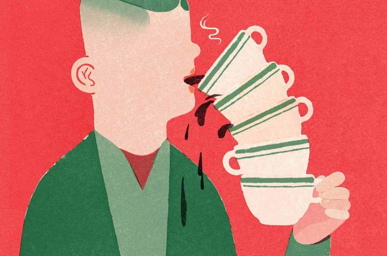 Аллергия на кофе: симптомы у взрослых, является ли он аллергеном, фото