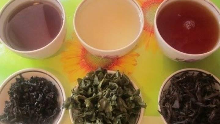 Китайский чай «большой красный халат» (да хун пао)