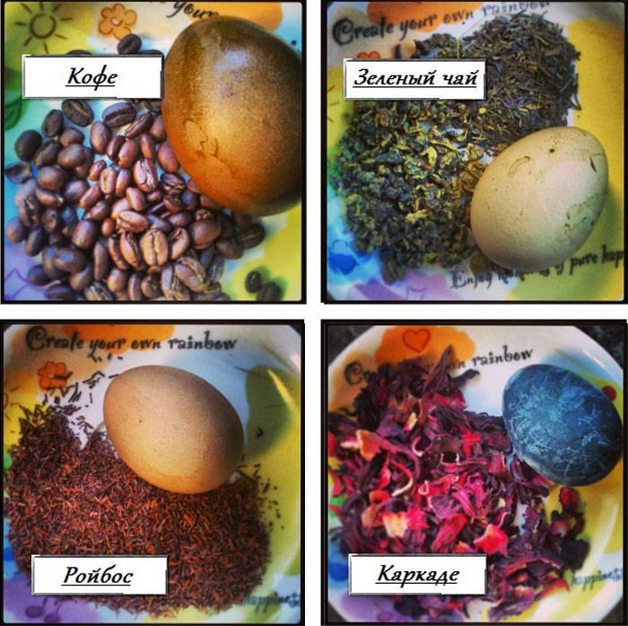 Как красить яйца на пасху своими руками: обзор методик и красителей