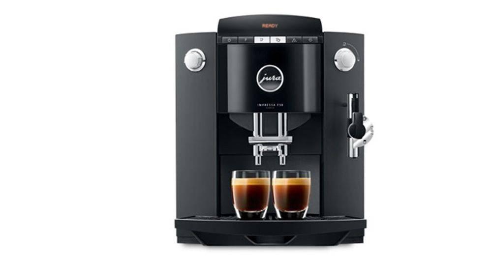 Кофемашина jura impressa f50 platinum