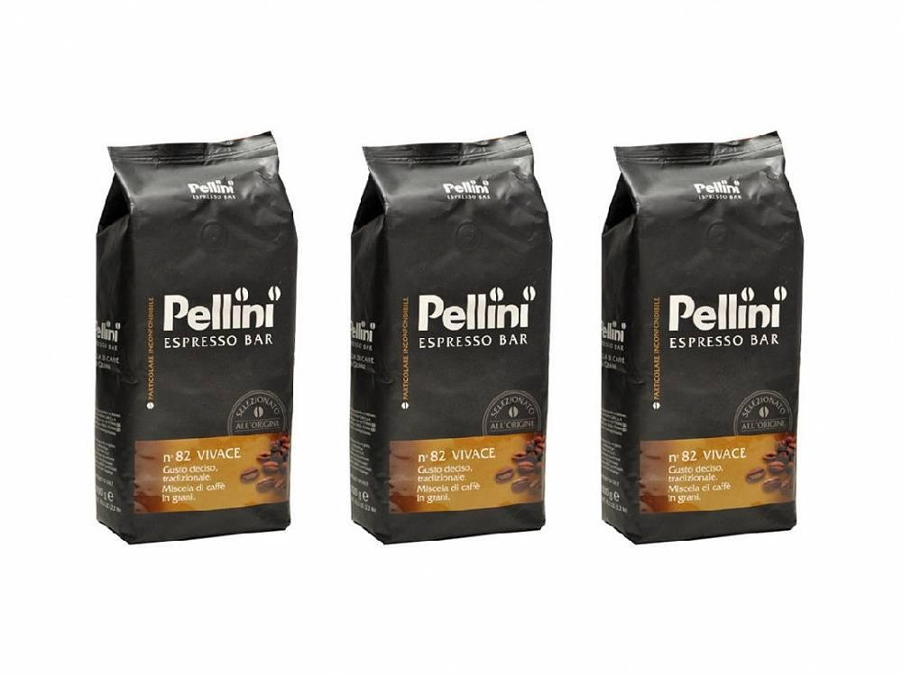 Кофе молотый pellini espresso vellutato №1 250 г