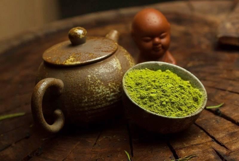 Виды чая пуэр