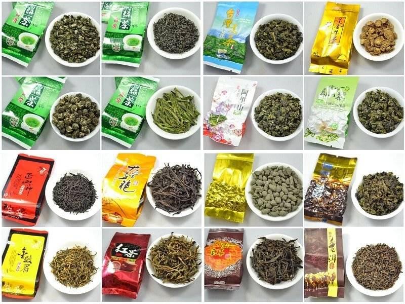 Зеленый чай из китая: лучшие сорта для заваривания