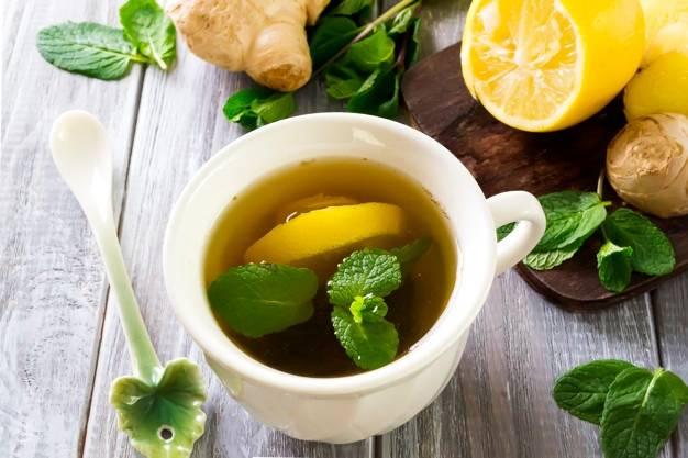 Зеленый чай с имбирем: как приготовить полезный напиток