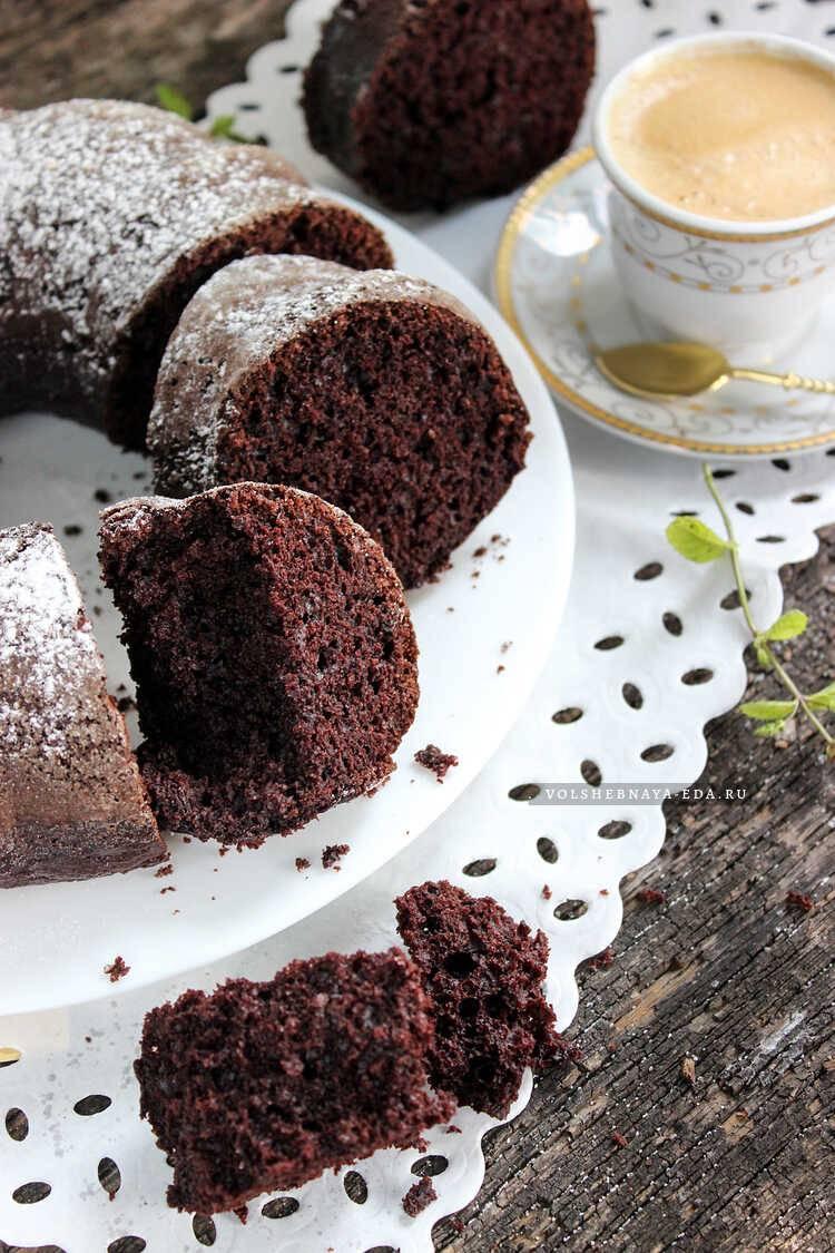 Шоколадные маффины: рецепт классический, с кусочками шоколада, с бананом и др.