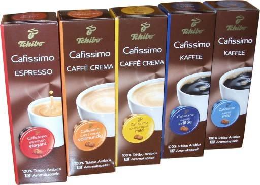 Выбор капсульной кофемашины для дома