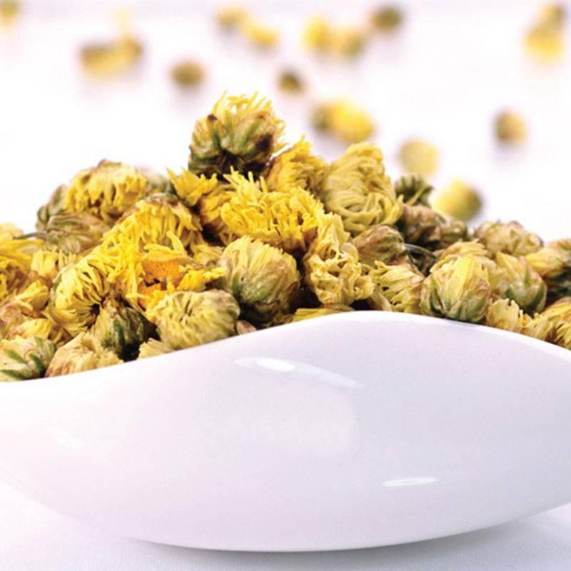 Чай с хризантемой - pirozhka.ru