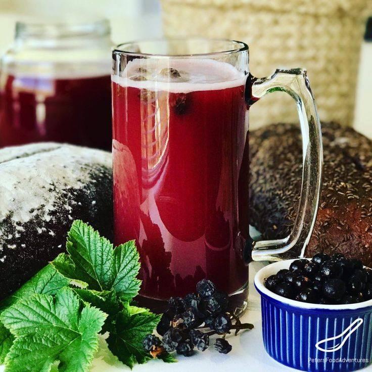 """Квас """"вятский"""" - напиток не только вкусный, но и полезный :: syl.ru"""