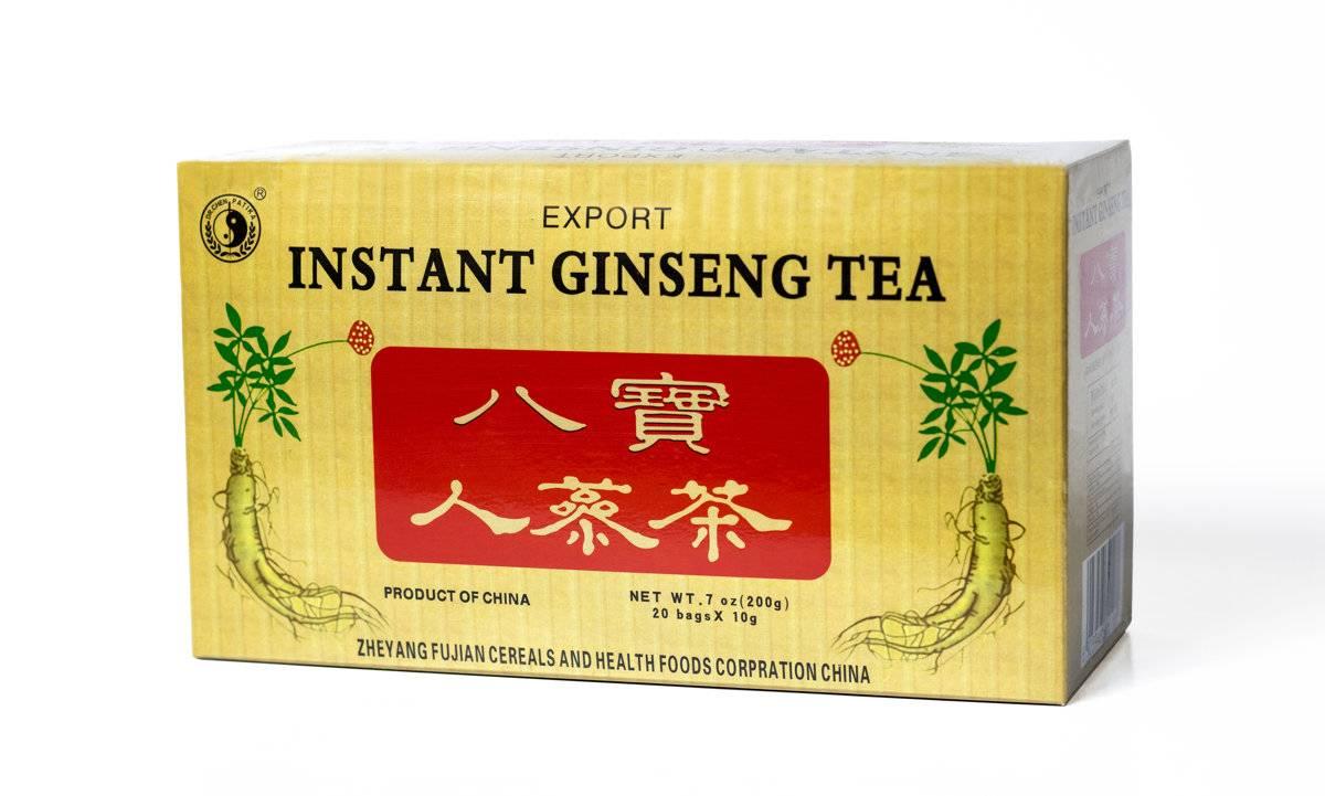 Чем полезен женьшень: омолаживающие свойства чая улун