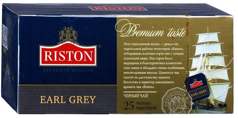 7 лучших марок черного чая с бергамотом Эрл Грей (+подробное описание состава)