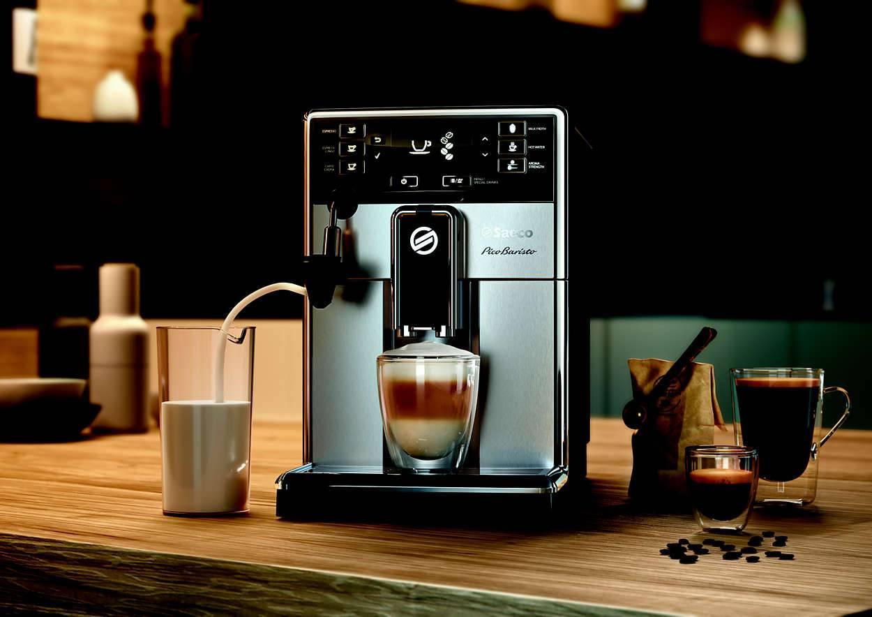 Модели кофемашин саеко (philips saeco) на любой вкус