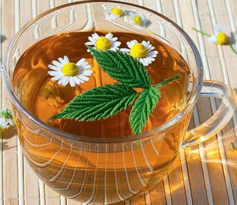 Чай и травы для хорошего сна