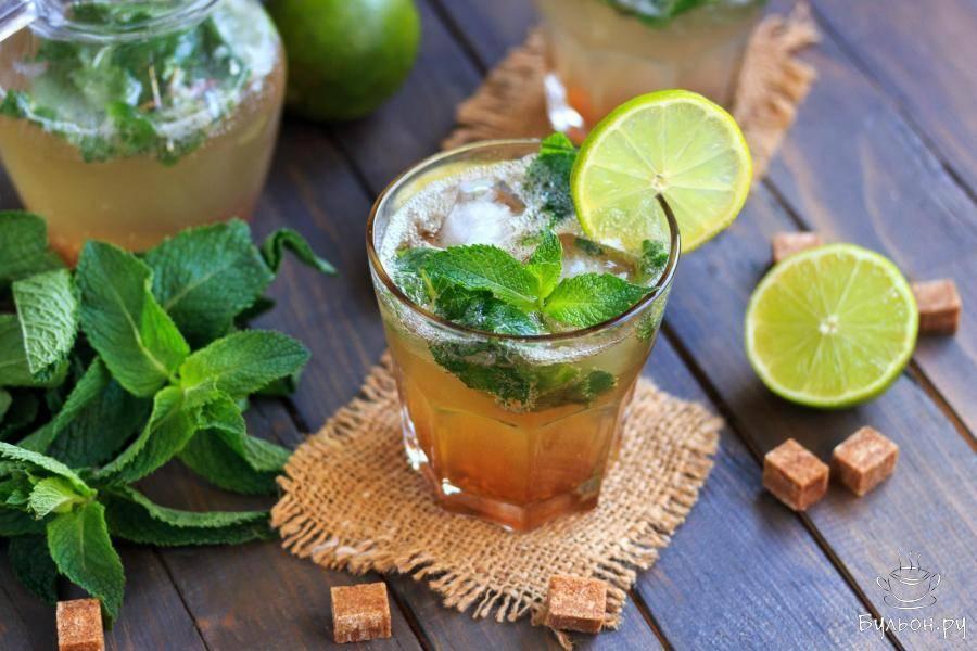 Анисовый чай с освежающими нотками и его свойства