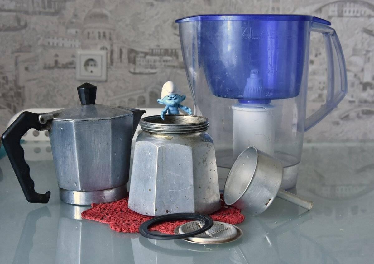 Как варить кофе в гейзерной кофеварке