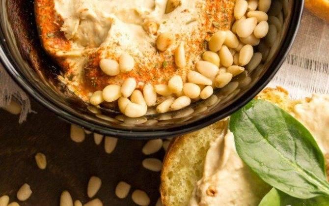 Рецепты чая по-тунисски с кедровыми орехами