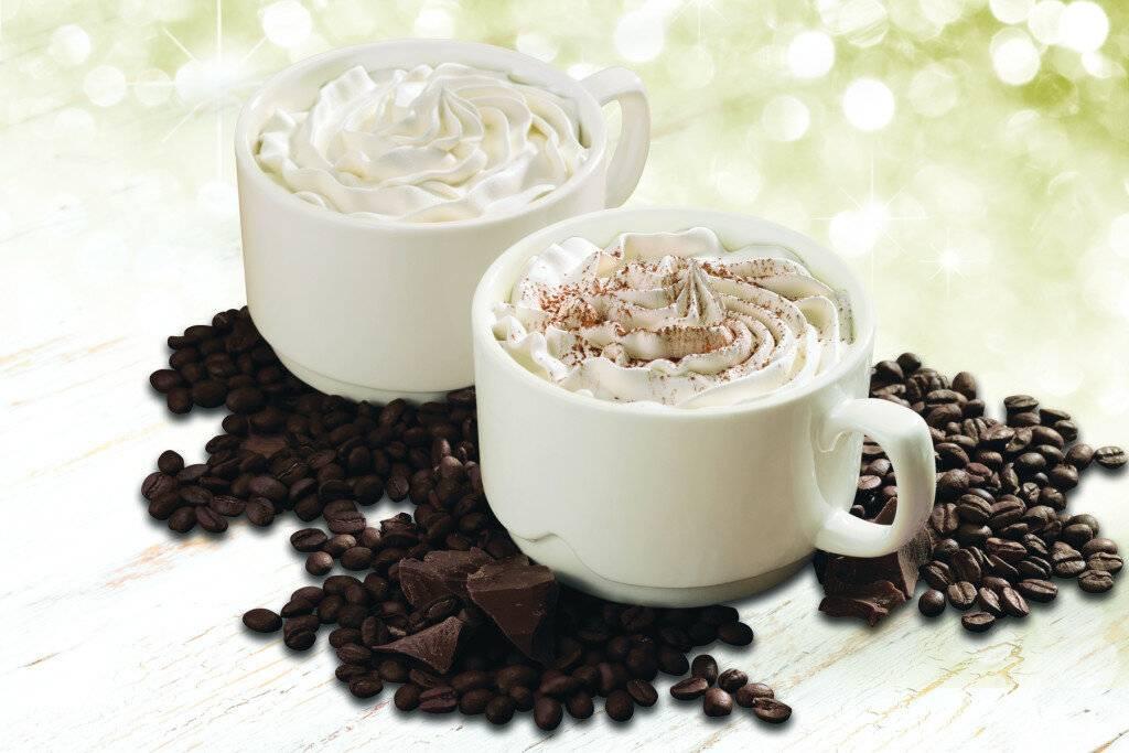 Идеально простые рецепты кофе и чая с ванилью