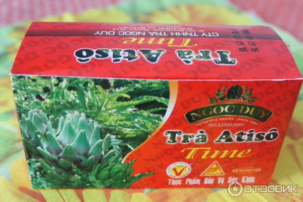 Артишок: свойства и противопоказания, чай из артишока