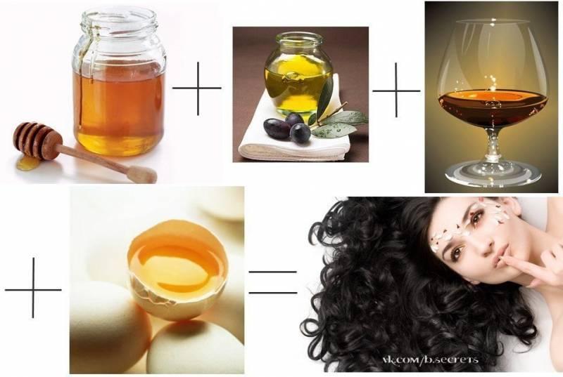 Маски для волос с коньяком: польза, рецепты