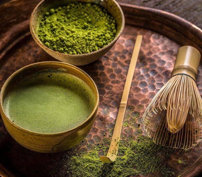 Чай матча — японский напиток, сохраняющий здоровье и дарующий долголетие
