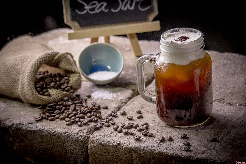 Кофе с солью – как готовить и зачем добавляют в кофе соль