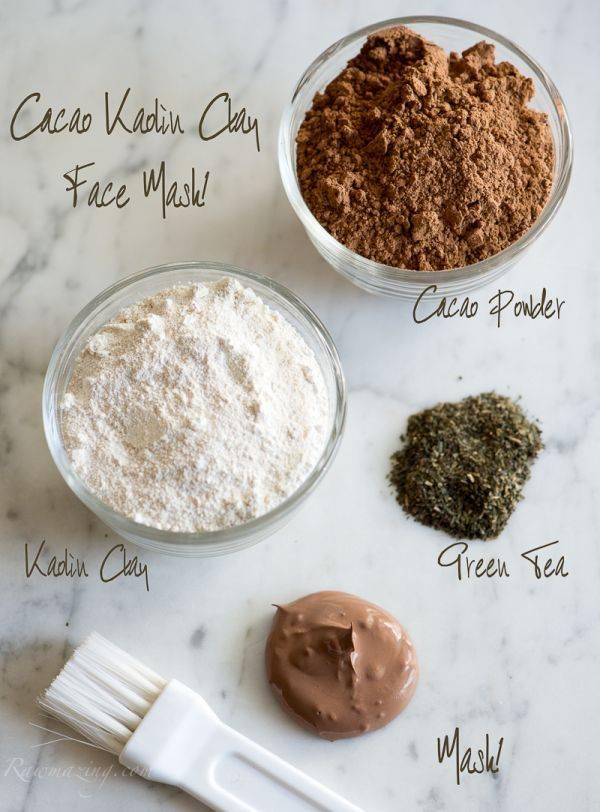 Маски с какао для лица: топ 10 лучших домашних рецептов | maskadoma