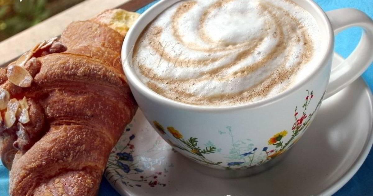 Кофе по-французски - пошаговый рецепт приготовления с фото