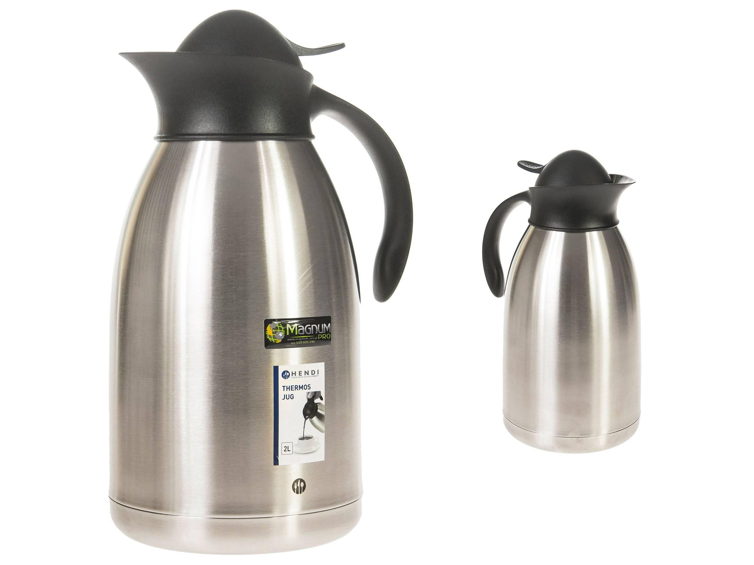 Термос-кофейник: общие характеристики и советы по выбору