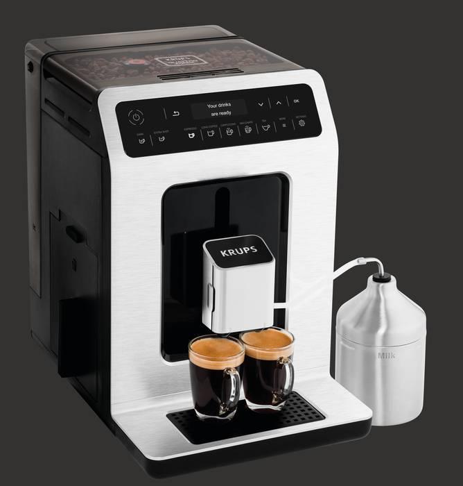 Высоченная капсульная кофеварка krups dolce gusto infinissima: kp170110, kp170510 и kp170810. обзор от эксперта